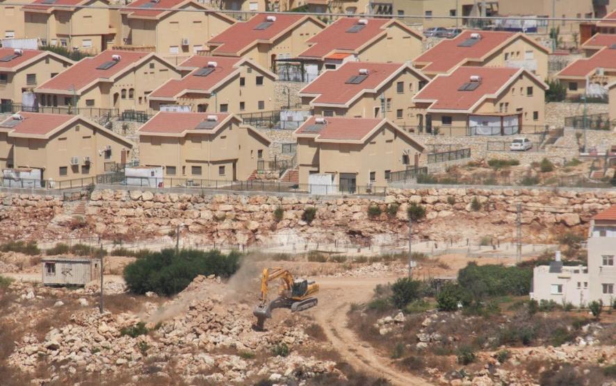 إدانة كنسية لمصادقة الاحتلال على بناء آلاف الوحدات الاستيطانية