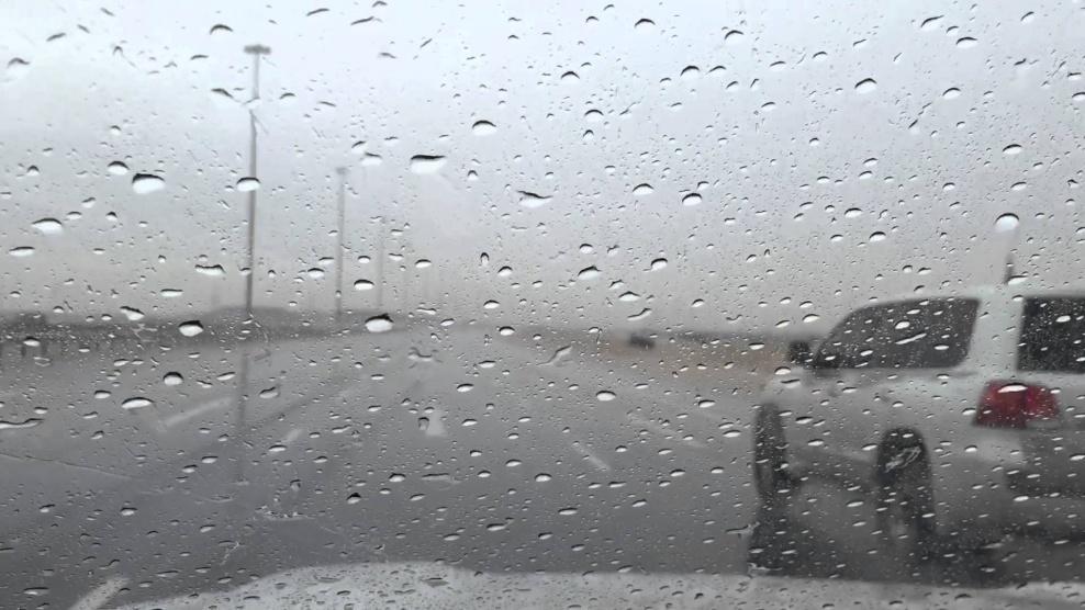 الطقس: أمطار متفرقة خلال نهار اليوم