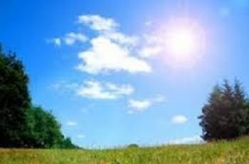 ارتفاع ملموس على درجات الحرارة اليوم