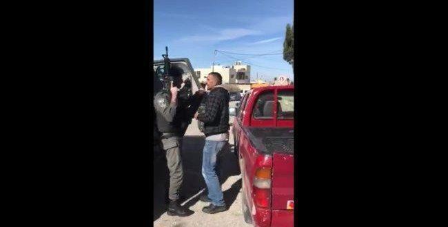 اعتقال طفلين من داخل مسجد بيتونيا غرب رام الله