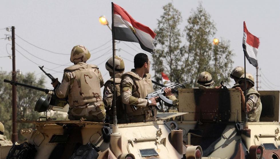 مقتل 11 مسلحا في سيناء
