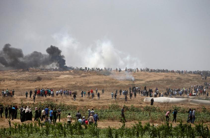 غزة تستعد للمشاركة في جمعة