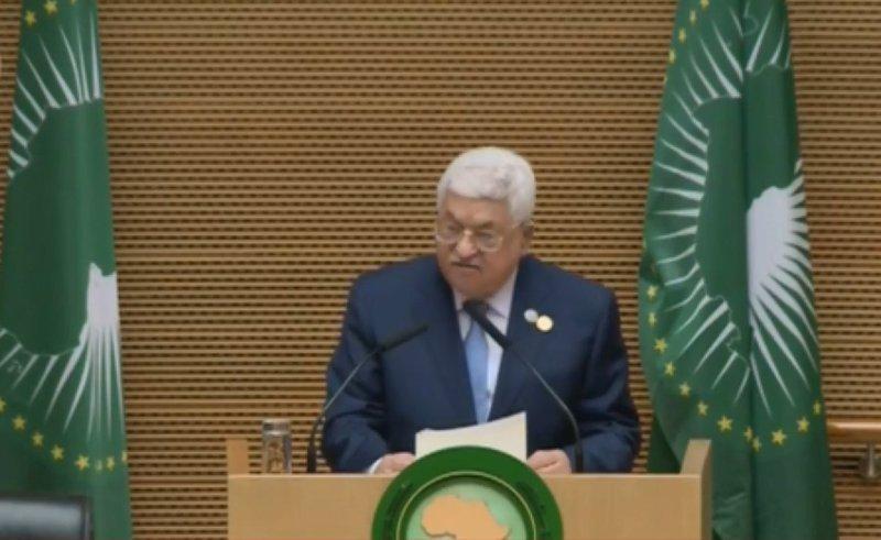 الرئيس يدعو الاتحاد الأفريقي لدعم عقد مؤتمر دولي للسلام