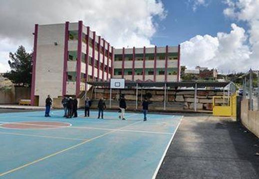 التربية تتسلم مشروع توسعة مدرسة البيادر جنوب الخليل