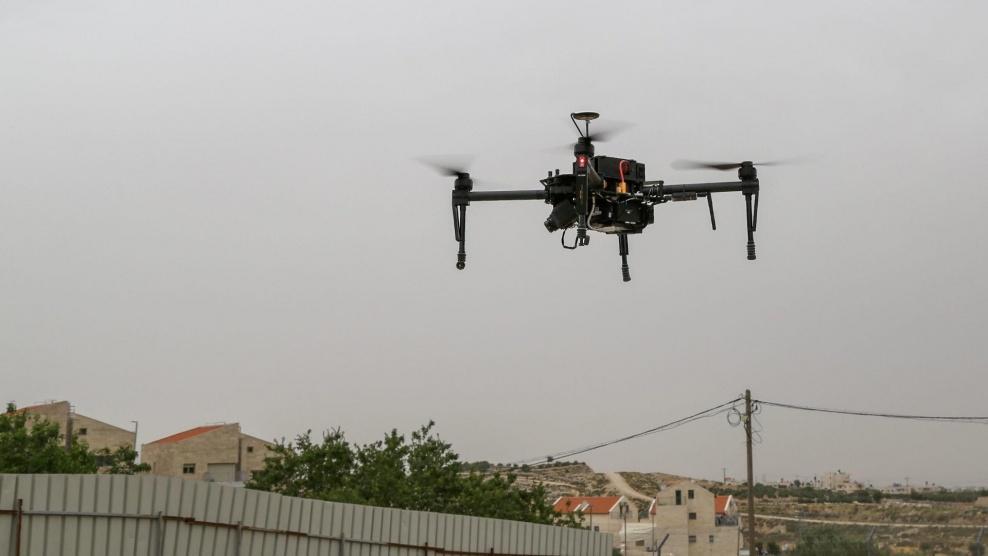 مصادر عبرية: إسقاط طائرة صغيرة لجيش الاحتلال شمالي القطاع