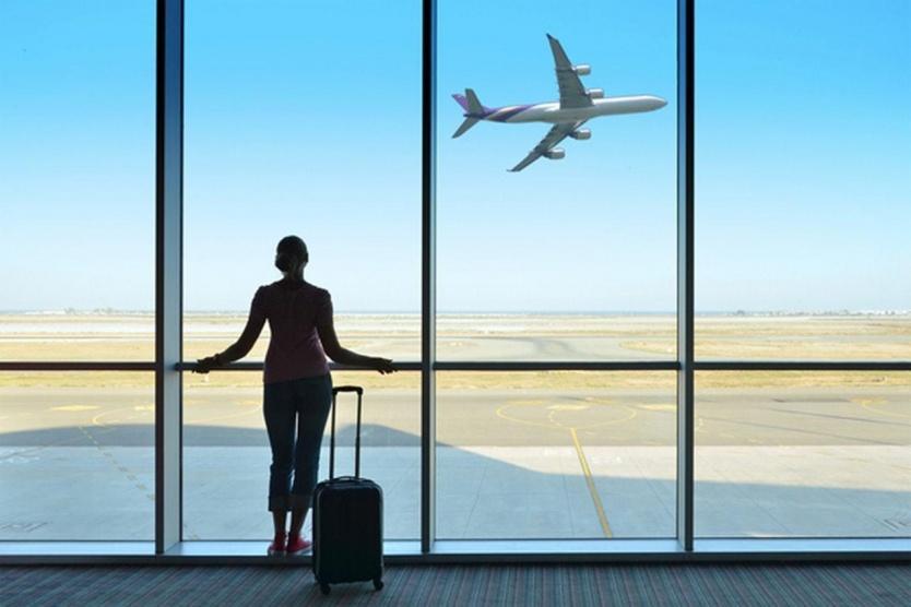 هل أنت على وشك السفر جوًا مع شريك حياتك؟