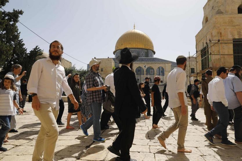 كنائس فلسطين تدين اقتحام الاحتلال ومستوطنيه للأقصى