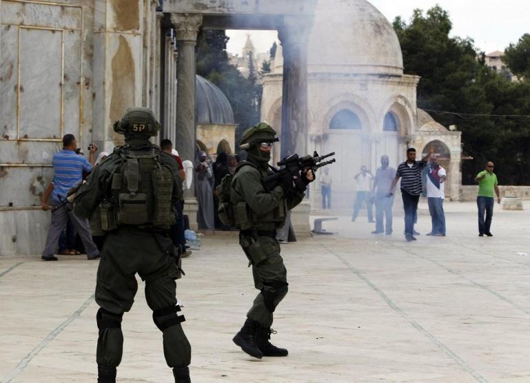 الأردن يدين الانتهاكات الإسرائيلية في الأقصى