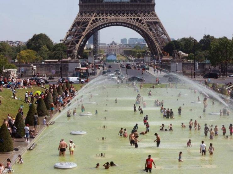 رسميا.. الحر قتل 1500 في فرنسا
