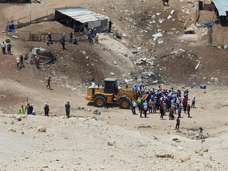 مخطط إسرائيلي لإقامة مكب نفايات ضخم قرب