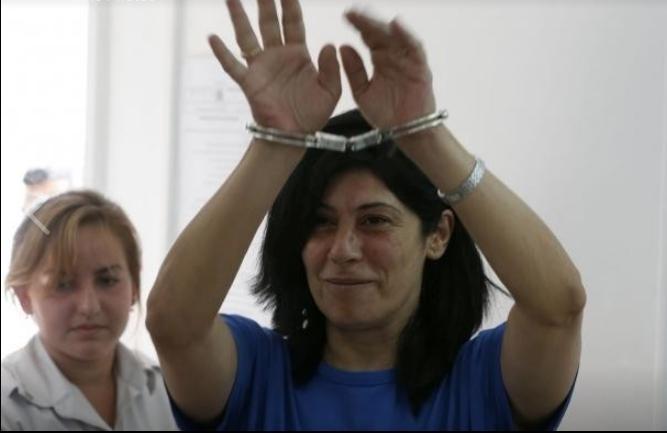 محكمة الاحتلال تمدد اعتقال النائب خالدة جرار