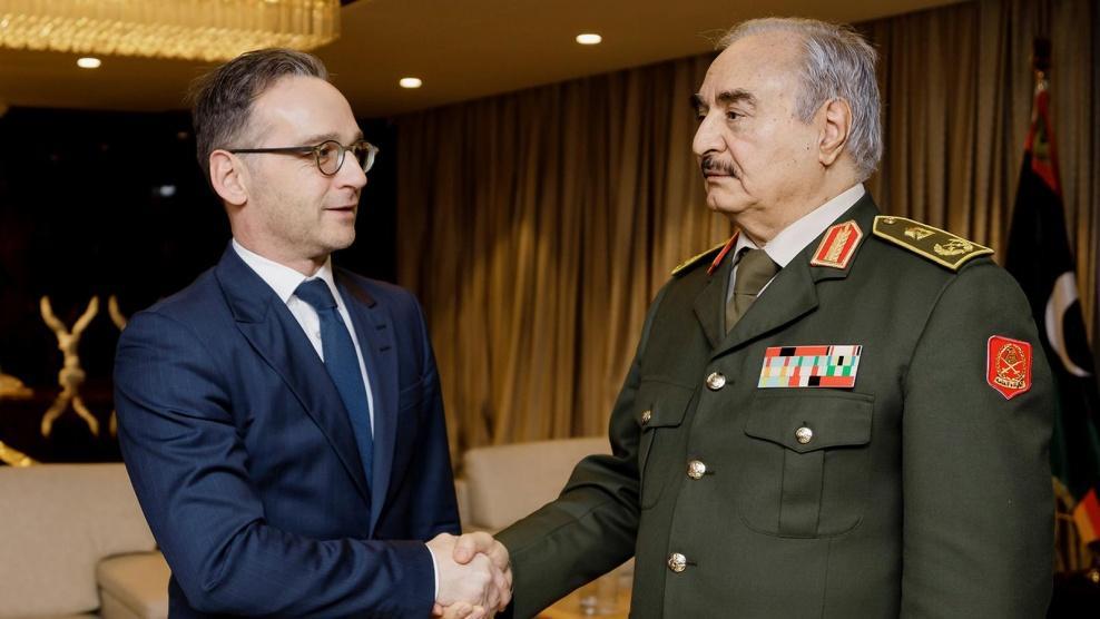 مباحثات عسكرية في جنيف بين حكومة الوفاق وحفتر