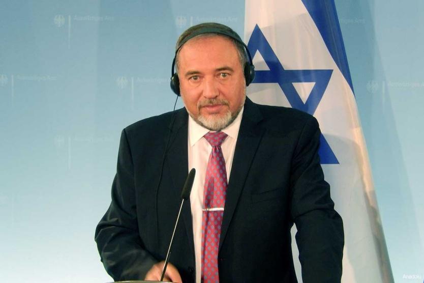 ليبرمان: اعترف بفشلي فلم أدرك مفهوم الأمن بالنسبة لغزة