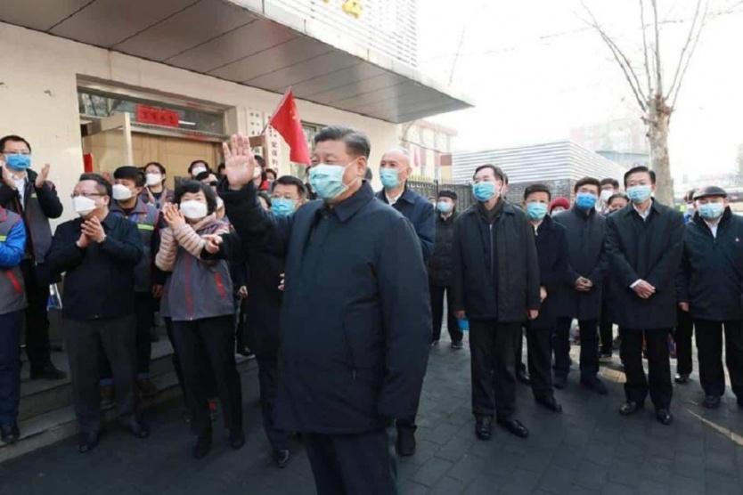 ووهان الصينية تعلن عدم تسجيل أي إصابة جديدة اليوم