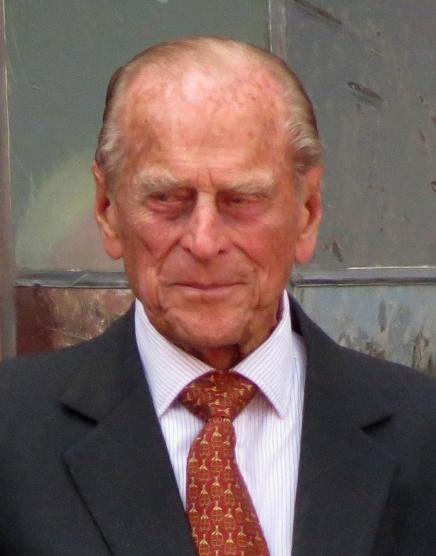 الأمير فيليب يحتفل بعيده التاسع والتسعين