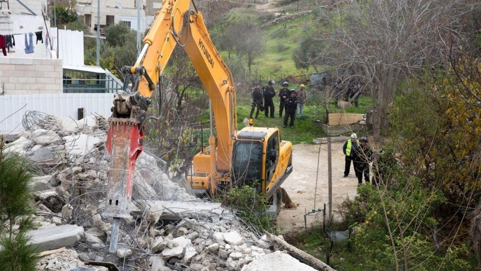 الاحتلال هدم 389 منزل فلسطيني خلال جائحة كورونا