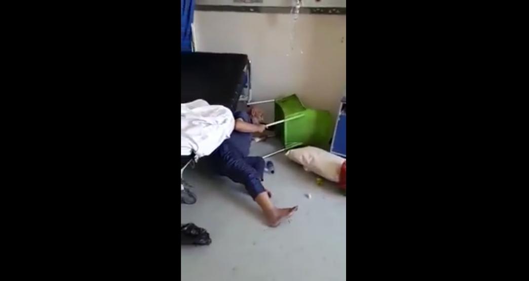 """""""الصحة الاردنية"""" توضح حول فيديو من قسم العزل لمرضى كورونا في مستشفى الامير حمزة"""