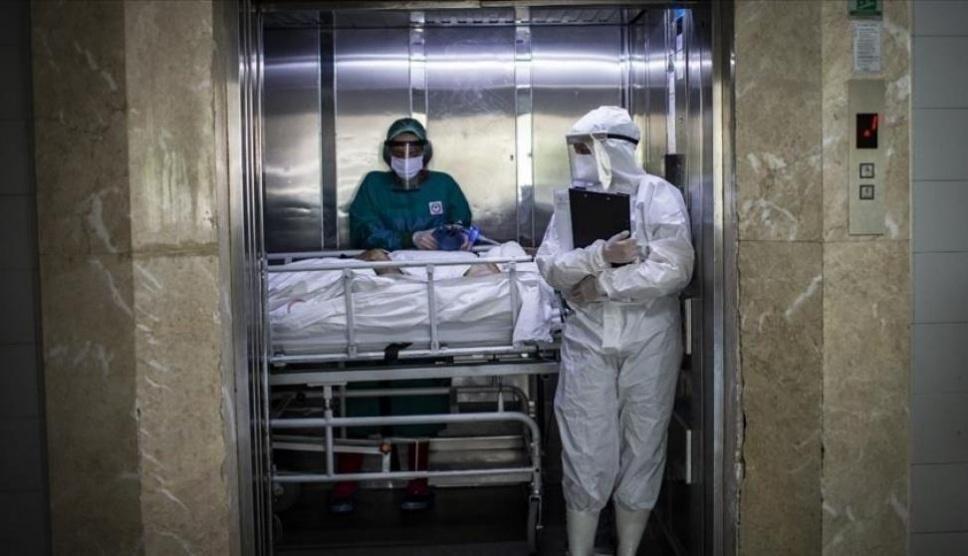 18 حالة وفاةو 2672 إصابة بفيروس كورونا بالضفة وغزة