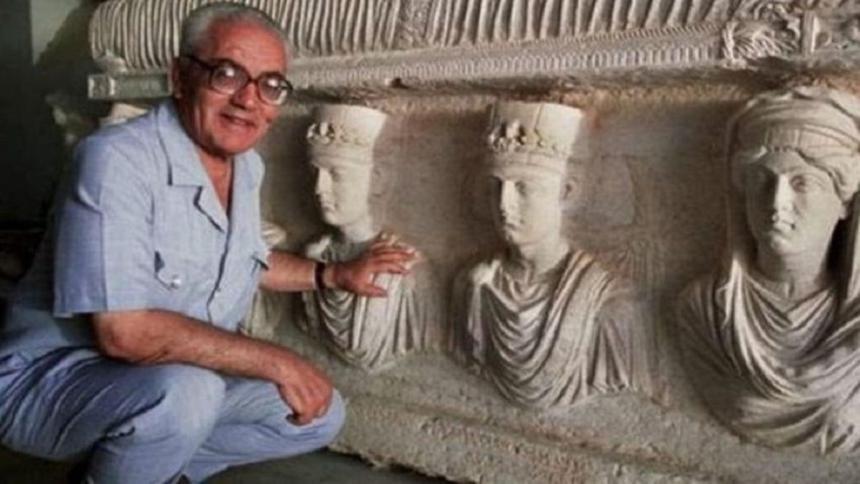 جثمان عالم الآثار السوري خالد الأسعد لا يزال مفقودا