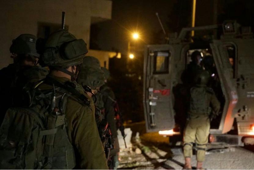 الاحتلال يعتقل فتى جنوب بيت لحم